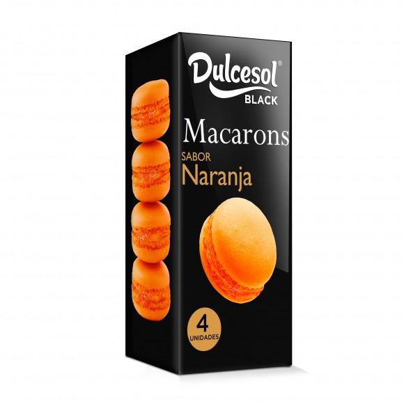 Macarons Naranja