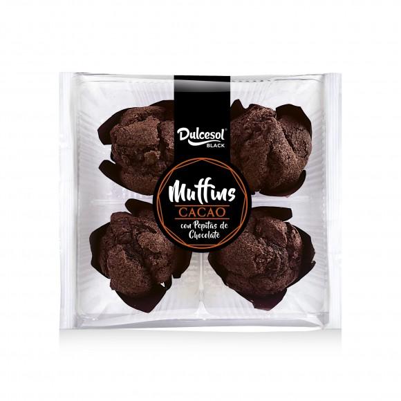 Muffins cacao 4u