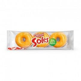 Soles® azucar 6u