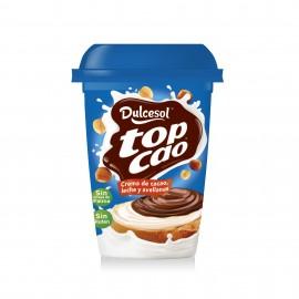 Cacao, leche y avellanas 500g
