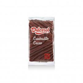 Cuadraditos nata al cacao