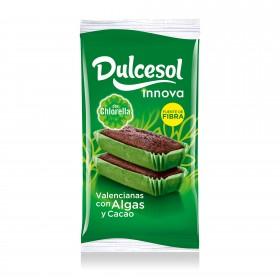 Valencianas cacao 12u
