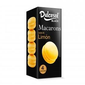 Macarons Limón