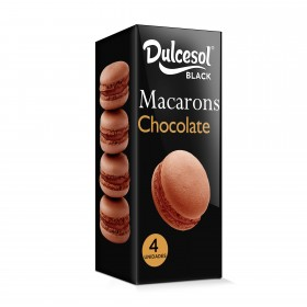 Macarons chocolate