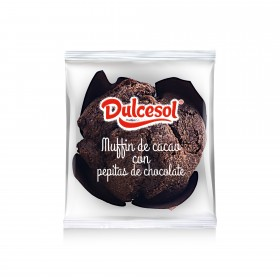 Muffin cacao 1u 2,3kg