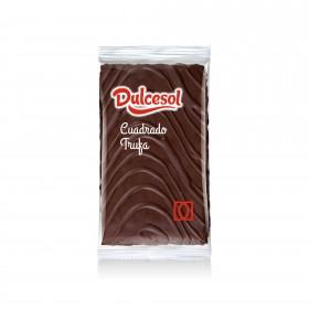 Cuadrados trufa al cacao Caja 3Kg