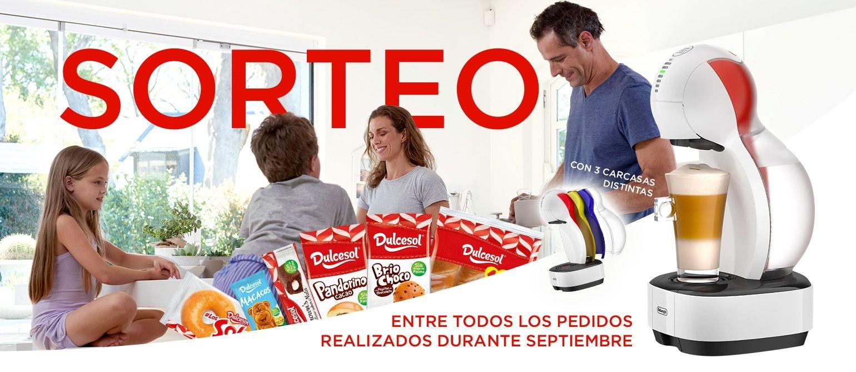 Concurso Cafetera Dulcesol